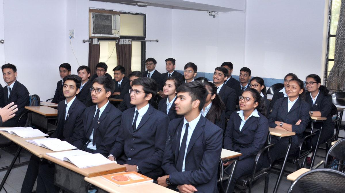 School and Class room 2