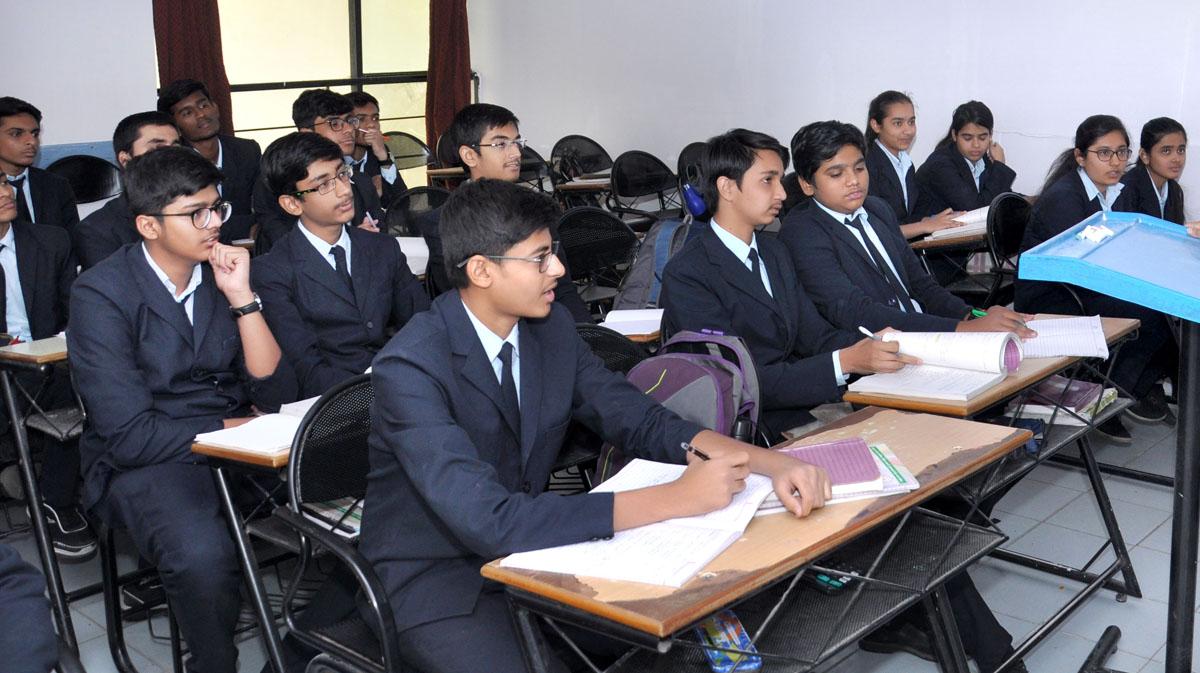 School and Class room 3