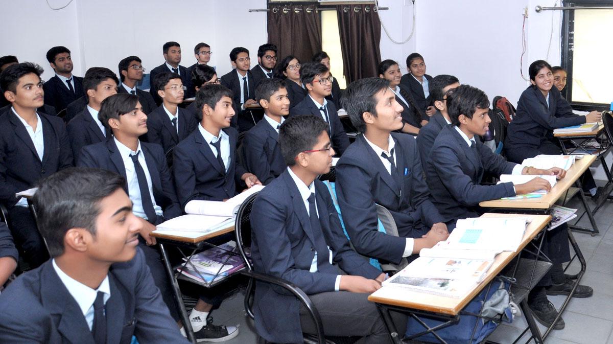 School and Class room 4